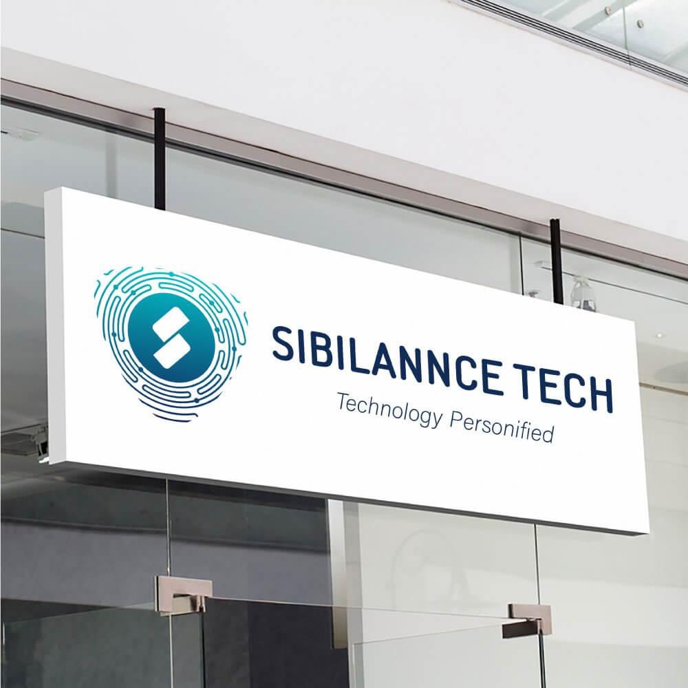 Sibilannce Presentation 1   Logo designer in Coimbatore